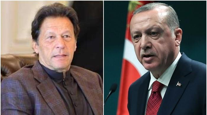'We stand with the Turkish nation': PM Imran Khan sends condolences to quake-hit Turkey