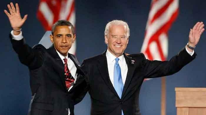 Biden joined by Obama as Trump targets Pennsylvania in election finale