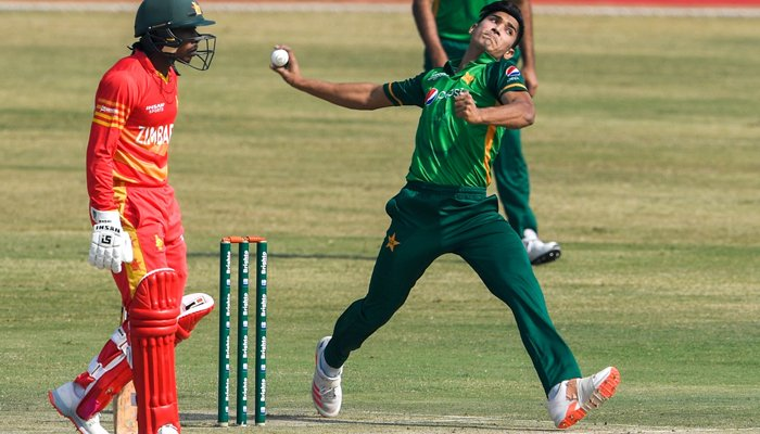 Pakistan make three changes in squad for third Zimbabwe ODI
