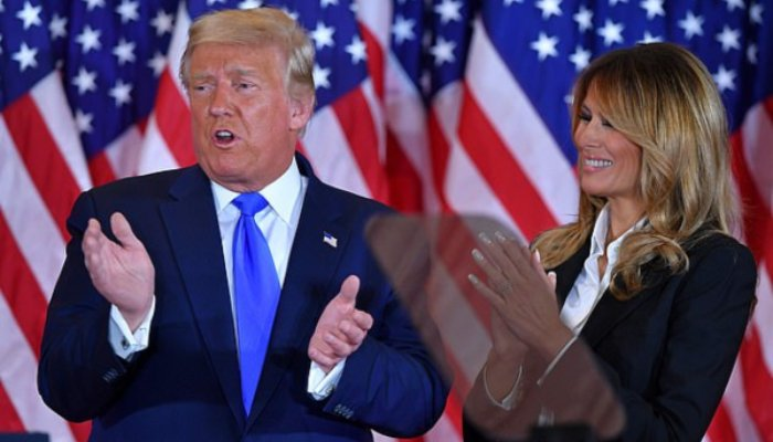 US Election: Trump's Wife Might File For Divorce Anytime Soon - Former Aide