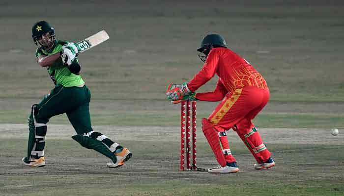 Pakistan score 8-wicket victory in final T20I to whitewash minnows Zimbabwe