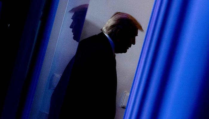 Trump backtracks on acknowledging Biden win