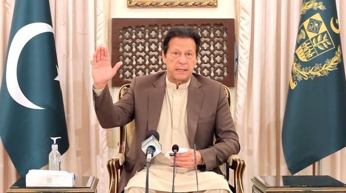 No more political rallies, large gatherings to be limited to 300 people, PM Imran Khan announces