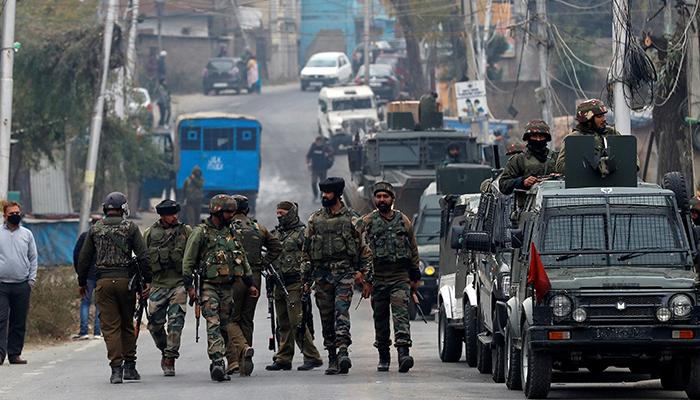 4 terrorists killed, 1 policeman injured at Jammu's Nagrota toll plaza