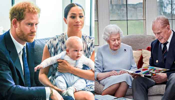 kejet5gph6dsdm https www geo tv latest 319652 meghan markle and prince harrys son archie shunned by queen on her anniversary