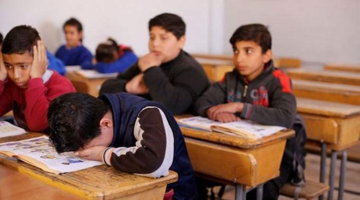Estimated 22.8m children not going to school in Pakistan: UNICEF