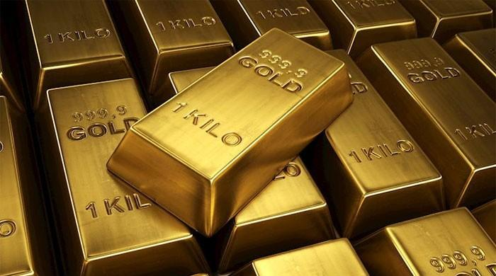 Gold price Rs112,850 per tola in Pakistan