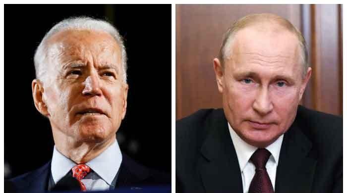 Russia's Vladimir Putin not ready to recognise Joe Biden as US president