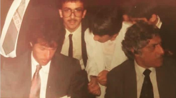 PM Imran Khan reminisces about England tour to Pakistan with a picture from 1987