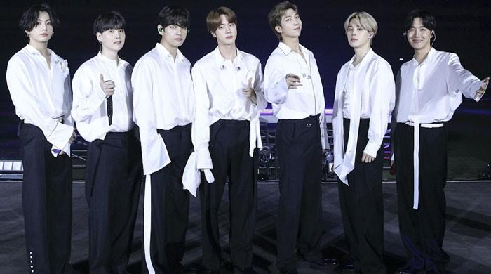 American Music Awards 2020: BTS nails the show with thrilling performance of 'Life Goes On'