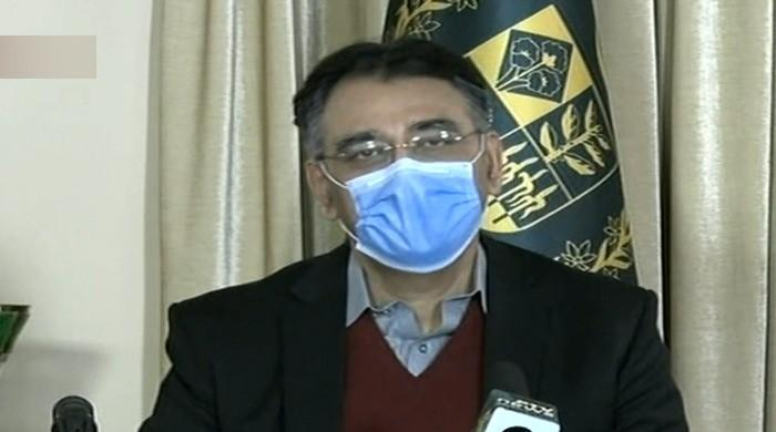 Asad Umar requests masses to practice coronavirus safety precautions