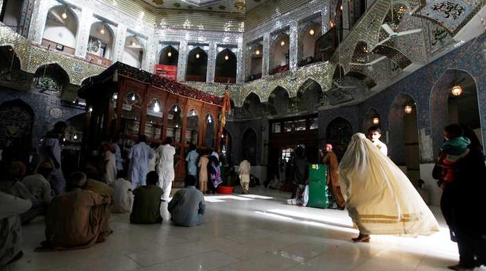 Sindh closes shrines for visitors as coronavirus cases rise