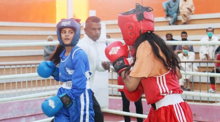 Two-day women boxing championship opens in Karachi