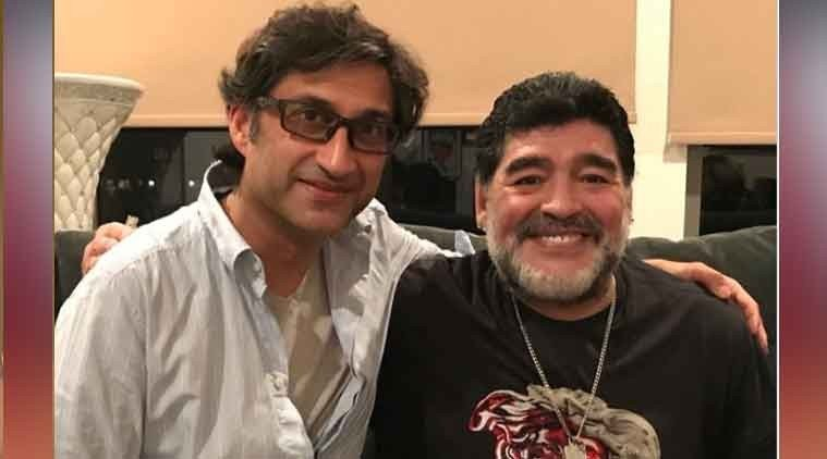 Diego Maradona dead: Filmmaker Asif Kapadia shares special tribute to football legend - Geo News