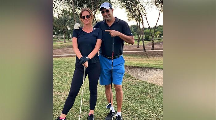 Shaniera Akram reveals why golf is 'perfect' for couples