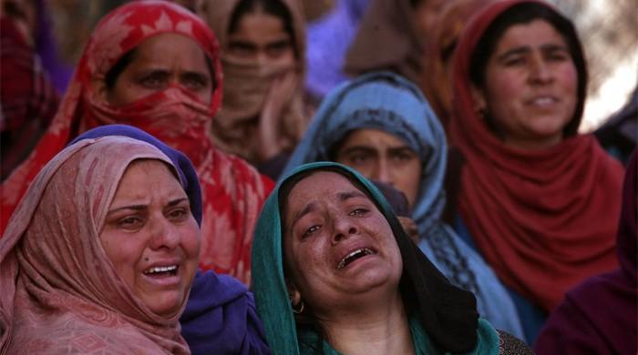 Indian forces have raped, molested more than 11,000 Kashmiri women in 3 decades: report