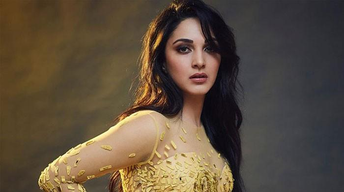Kiara Advani excites fans with song teaser of upcoming film