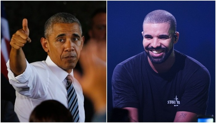 Barack Obama gives a 'thumbs up to Drake playing him in his biopic - Geo News