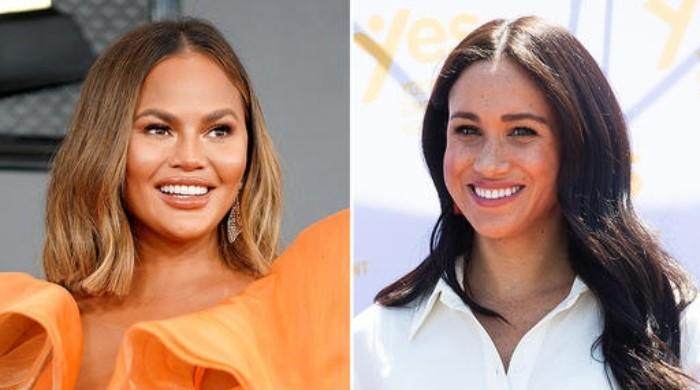 Meghan Markle troll shut down by Chrissy Teigen for attacking her on miscarriage essay