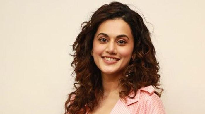 Taapsee Pannu claps back at troll who claimed she doesn't know how to act