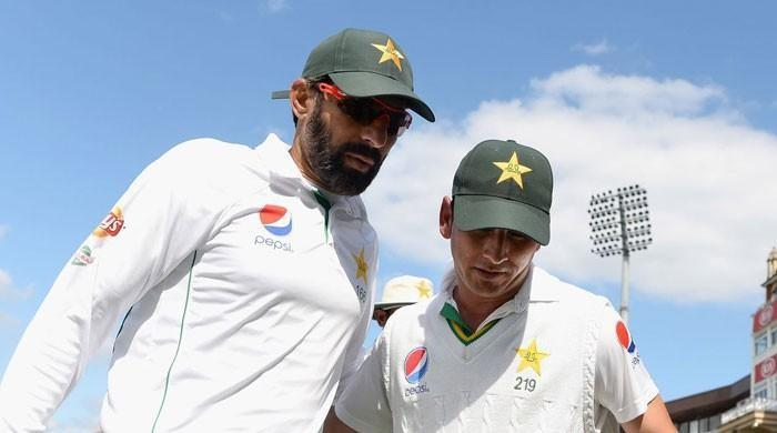 Misbah, Yasir only Pakistanis nominated for 'ICC Awards Of The Decade'
