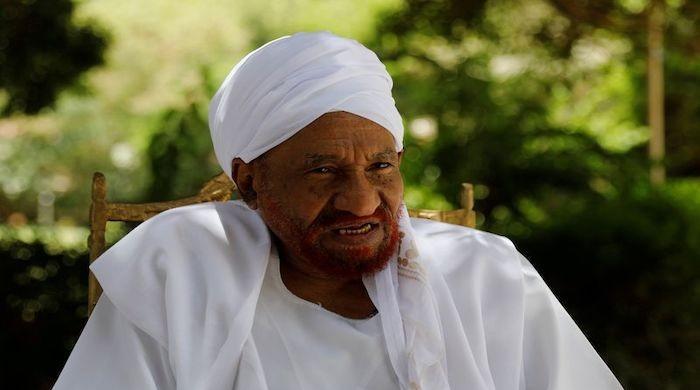Sudan's former premier Sadiq al-Mahdi passes away in UAE