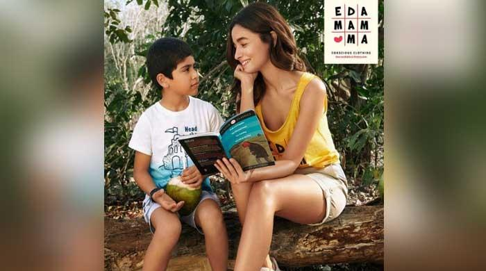 Alia Bhatt launches own label of sustainable kids clothing