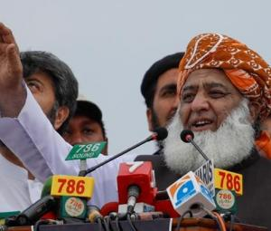 JUI-F chief Fazlur Rehman lashes out at world powers for considering Pakistan 'a colony'