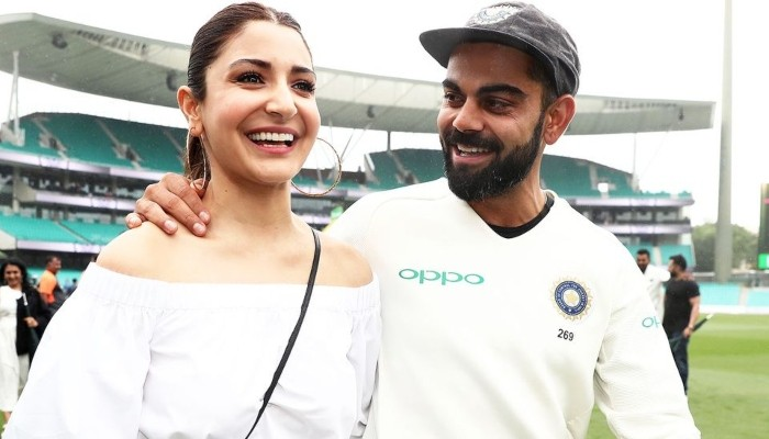 Virat Kohli cuts Australia tour short to be with Anushka Sharma before baby arrives - Geo News