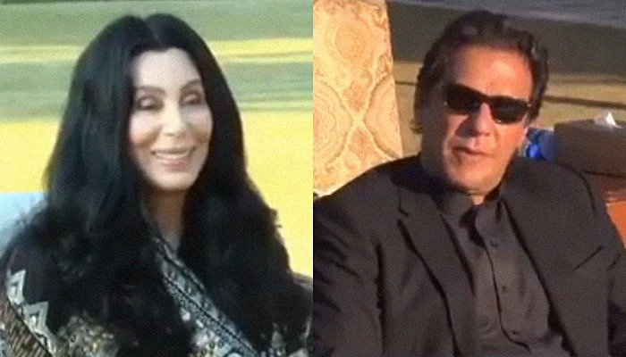 Cher In Pakistan To Send Off Elephant She Worked To Free