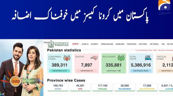 Geo Pakistan | 27th November 2020