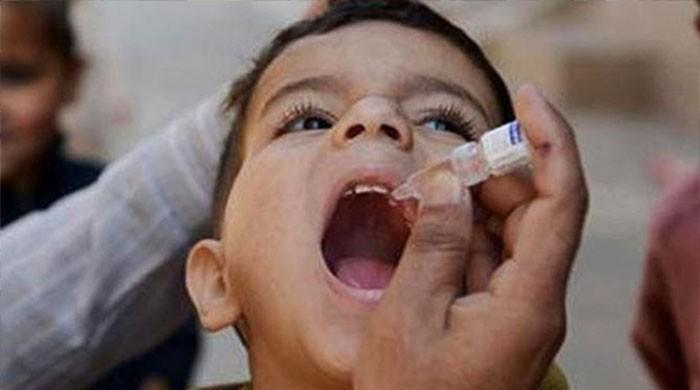 KP government kickstarts anti-polio drive in Peshawar