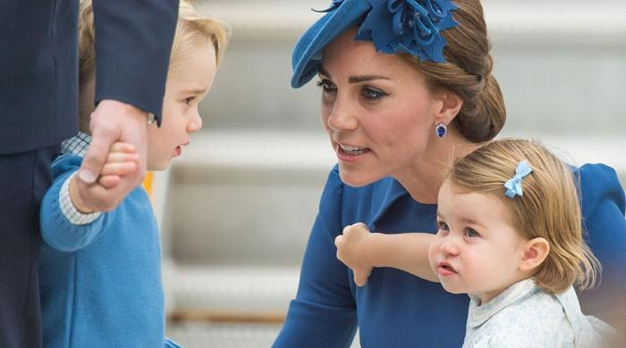 Kate, Prince William's disciplinary tactics for George, Charlotte unveiled: report