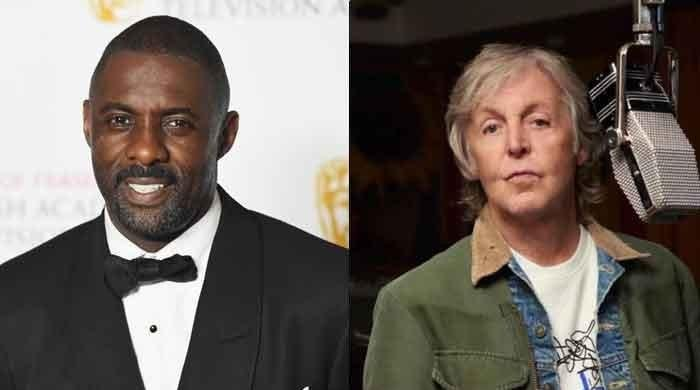Idris Elba 'shocked and honoured' to interview Paul McCartney