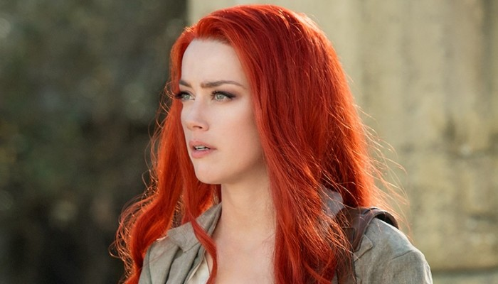 'Angry Johnny Depp fans call for Amber Heard to be booted off 'Aquaman 2 - Geo News