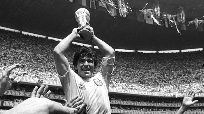 PFF to honour football legend Diego Maradona during PFF Challenge Cup