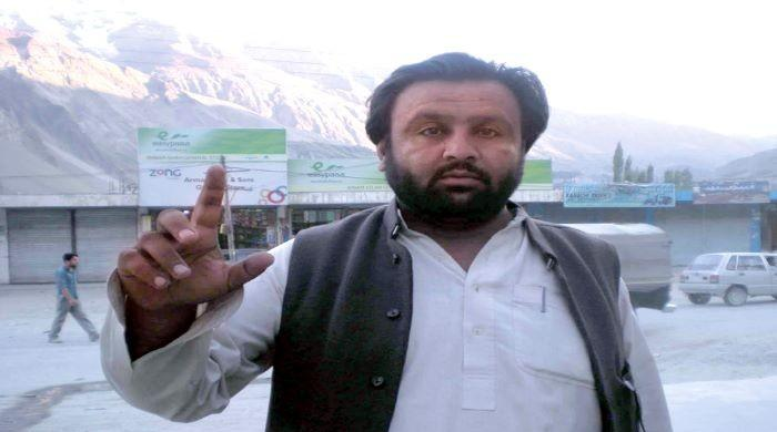 AWP leader Baba Jan reunited with family after nine years in jail