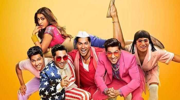 Sara Ali Khan's much-awaited film 'Coolie No. 1' trailer unveiled
