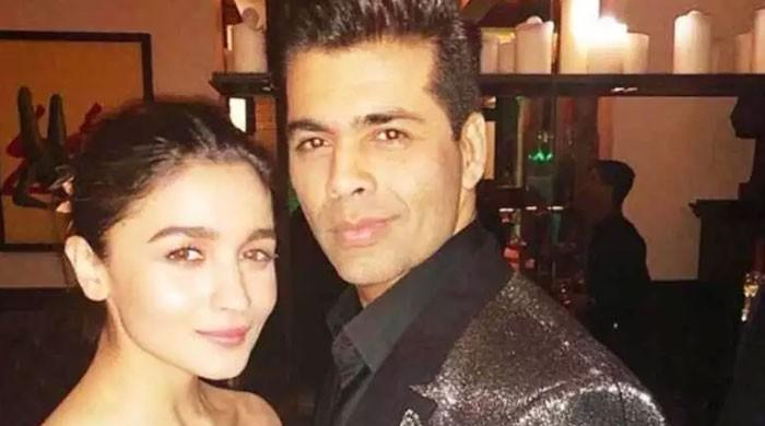 Karan Johar turns off comments as he extends good wishes to Alia Bhatt for her clothing label