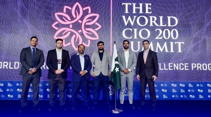 'Taking it to the next level': Geo News, Loco Services join hands for The World CIO200 Summit