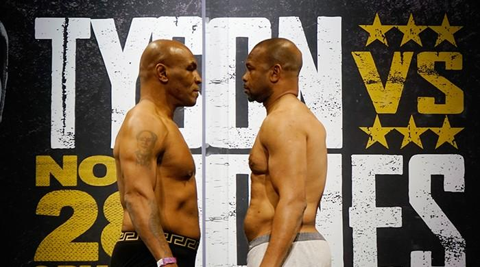 Mike Tyson vs Roy Jones Jr: 'Baddest man on the planet' plans fast start in ring return at 54