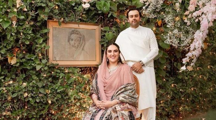 Bakhtawar Bhutto-Zardari pokes fun at fiance in latest Instagram post