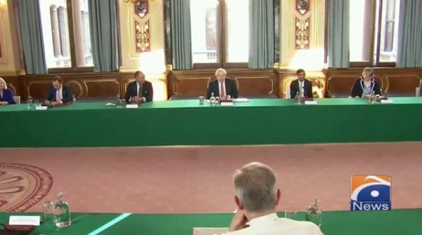 Geo News Special - Scottish leader Sturgeon calls for independence referendum next year
