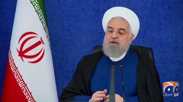 Iranian president accuses Israel of killing senior nuclear scientist