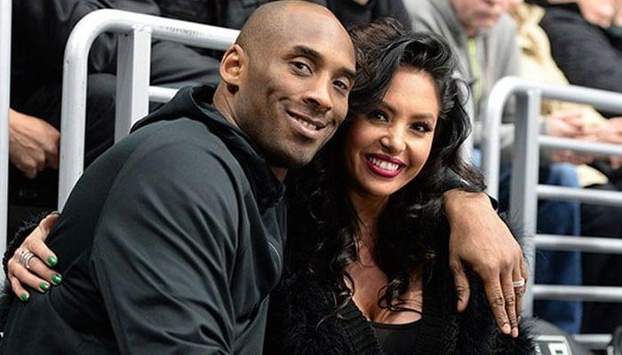 Vanessa Bryant marks 21st anniversary of meeting late husband Kobe Bryant - Geo News
