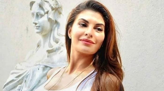 Jacqueline Fernandez wraps up shoot for movie 'Bhoot Police'