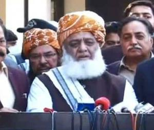 PDM adamant on holding Multan rally, Fazlur Rehman terms govt's moves 'state terrorism'