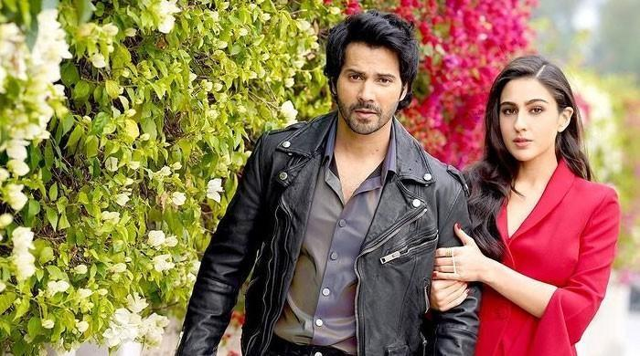Sara Ali Khan, Varun Dhawan massively trolled after 'Coolie No 1' trailer release