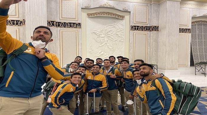 Pakistan's squad undergoes third round of coronavirus testing in New Zealand