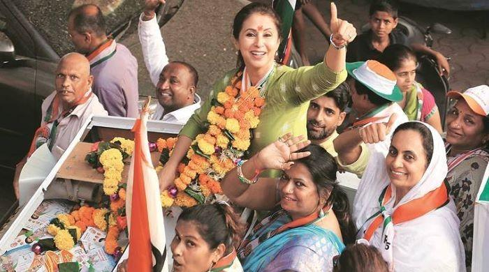 Shiv Sena leader claims Bollywood actress Urmila Matondkar joining party
